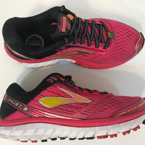 12b58f9c4f8 Brooks Shoes - Brooks Ghost 9 Womens Running Shoes Size 7.5